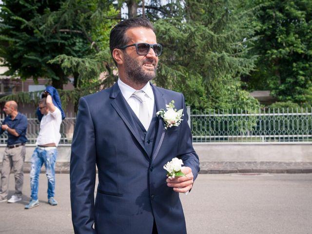 Il matrimonio di Cristian  e Monica a Carpi, Modena 16
