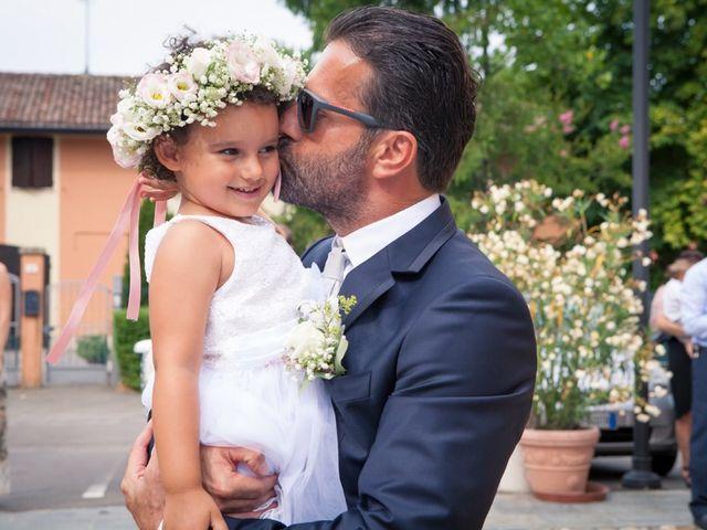 Il matrimonio di Cristian  e Monica a Carpi, Modena 18