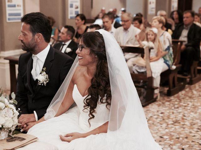 Il matrimonio di Cristian  e Monica a Carpi, Modena 21