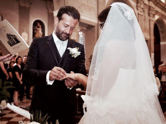 Il matrimonio di Cristian  e Monica a Carpi, Modena 23