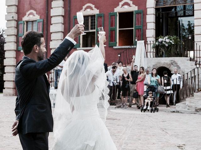 Il matrimonio di Cristian  e Monica a Carpi, Modena 27