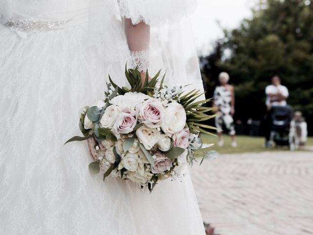 Il matrimonio di Cristian  e Monica a Carpi, Modena 28