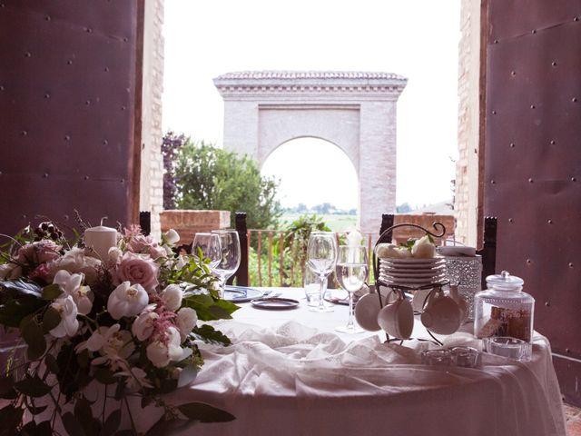 Il matrimonio di Cristian  e Monica a Carpi, Modena 33