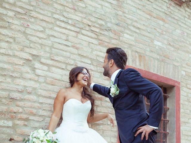 Il matrimonio di Cristian  e Monica a Carpi, Modena 36