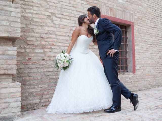 Il matrimonio di Cristian  e Monica a Carpi, Modena 37