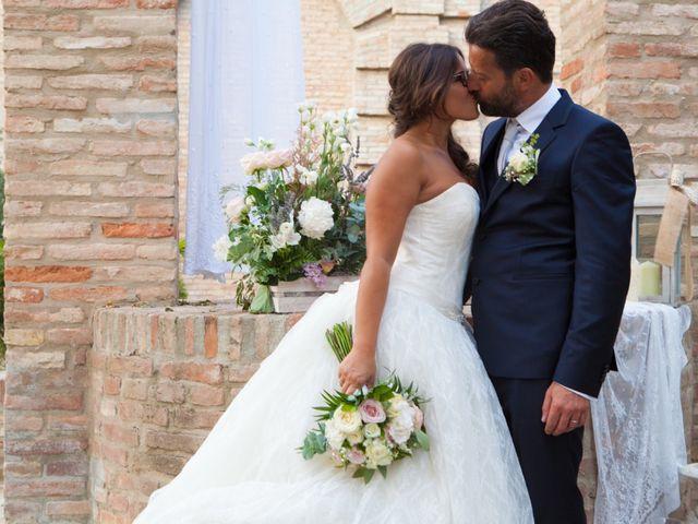 Il matrimonio di Cristian  e Monica a Carpi, Modena 1