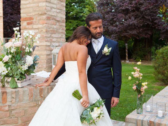 Il matrimonio di Cristian  e Monica a Carpi, Modena 38