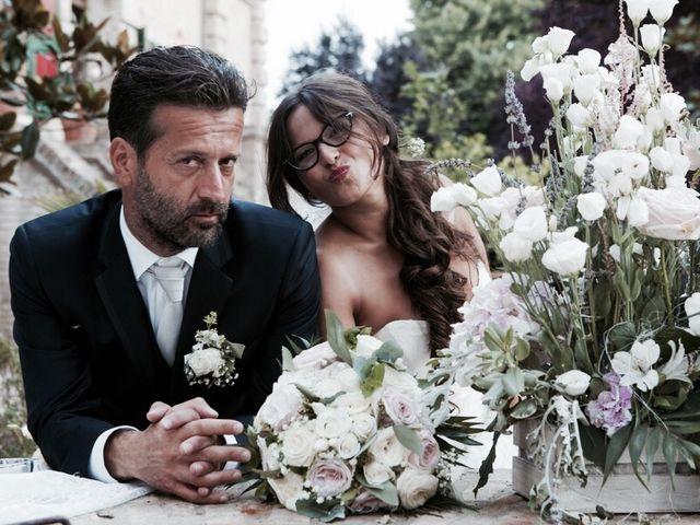 Il matrimonio di Cristian  e Monica a Carpi, Modena 41