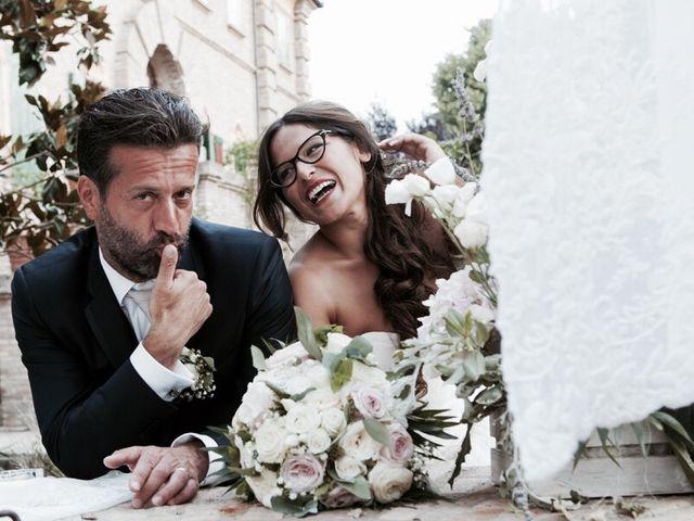 Il matrimonio di Cristian  e Monica a Carpi, Modena 42