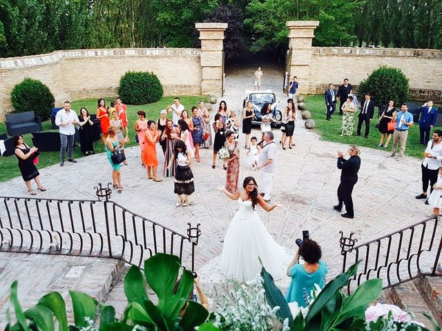 Il matrimonio di Cristian  e Monica a Carpi, Modena 47