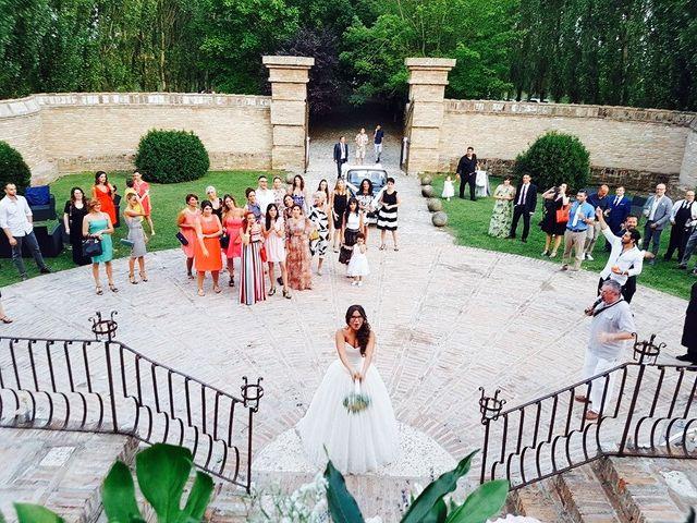 Il matrimonio di Cristian  e Monica a Carpi, Modena 48