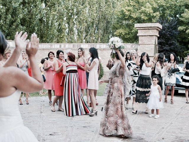 Il matrimonio di Cristian  e Monica a Carpi, Modena 51