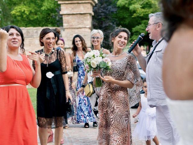 Il matrimonio di Cristian  e Monica a Carpi, Modena 52