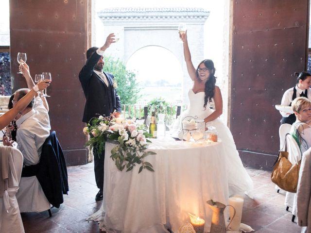 Il matrimonio di Cristian  e Monica a Carpi, Modena 54