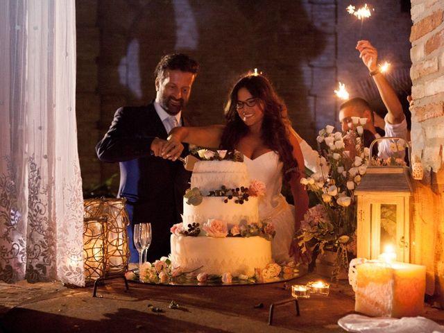 Il matrimonio di Cristian  e Monica a Carpi, Modena 56