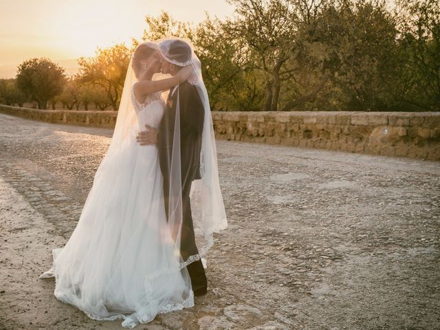 Il matrimonio di Traspadano e Patrizia a Agrigento, Agrigento 1