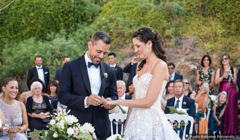 Il matrimonio di Gabriele e Adriana a Trabia, Palermo