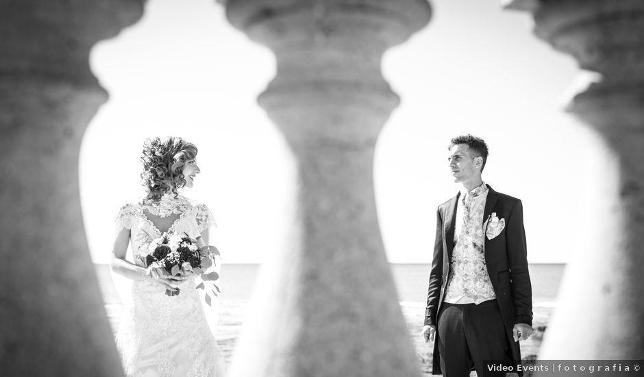Il matrimonio di Jacopo e Carmen a Fauglia, Pisa