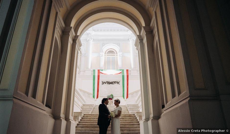 Il matrimonio di Generoso e Rossella a San Salvatore Telesino, Benevento
