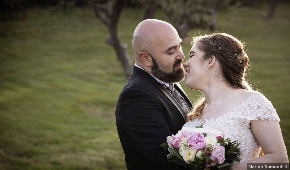 Il matrimonio di Romina e Francesco a Vasto, Chieti