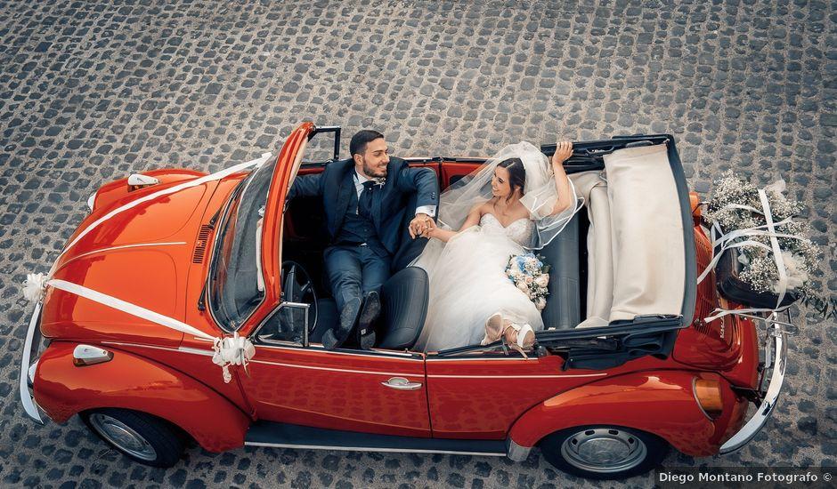 Il matrimonio di Luca e Erica a Trevignano Romano, Roma