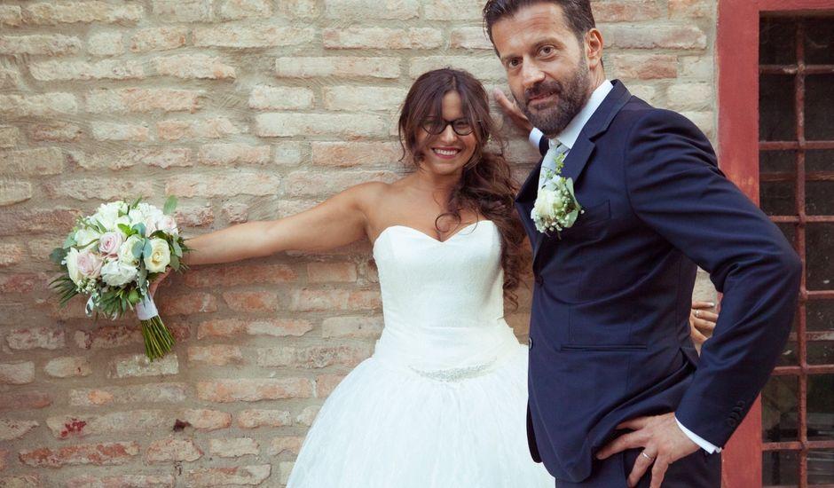 Il matrimonio di Cristian  e Monica a Carpi, Modena