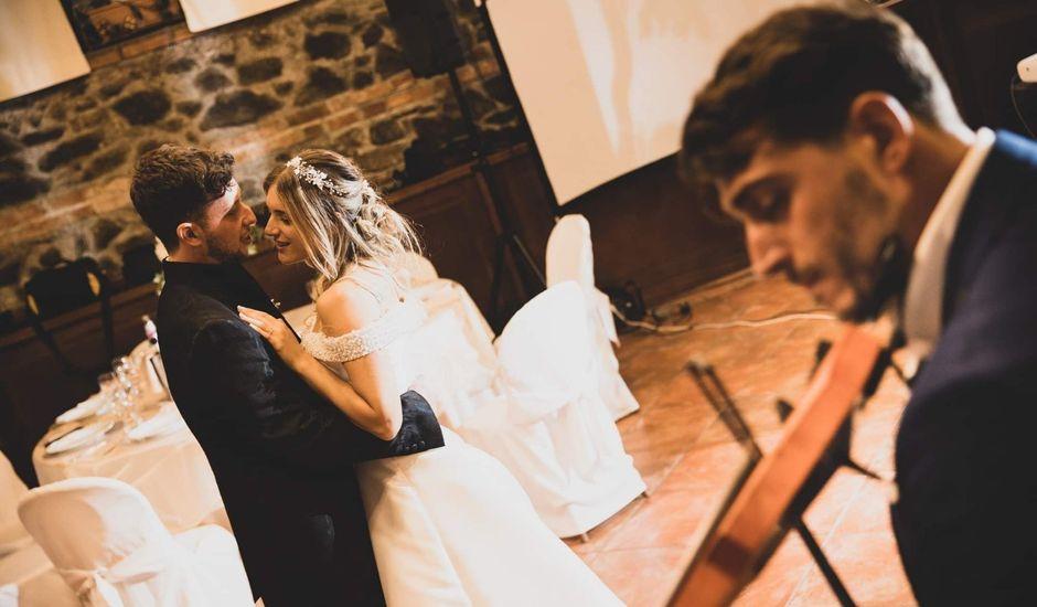 Il matrimonio di Gabriele e Valentina a Frascati, Roma