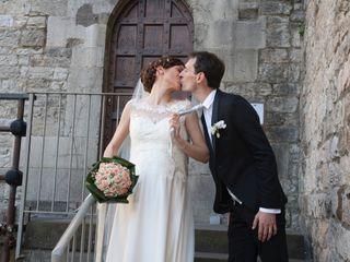 Le nozze di Laura e Oscar