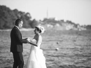 Le nozze di Zerbetti silvia e Patergnani Andrea