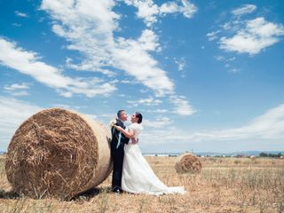 Le nozze di Manuela e Thomas