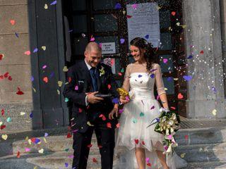 Le nozze di Martina e William