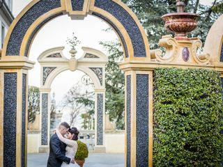 Le nozze di Silvia e Alexander