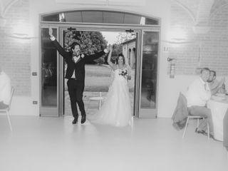 Le nozze di Patrizia e Max