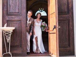 Le nozze di Sabrina e Sebastiano