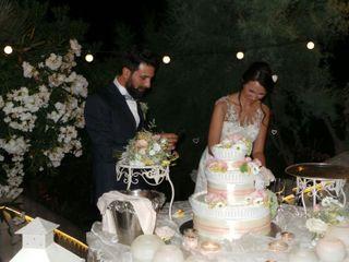 Le nozze di Cristina e Riccardo e Cristina