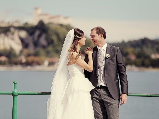 le nozze di Manuela e Christian