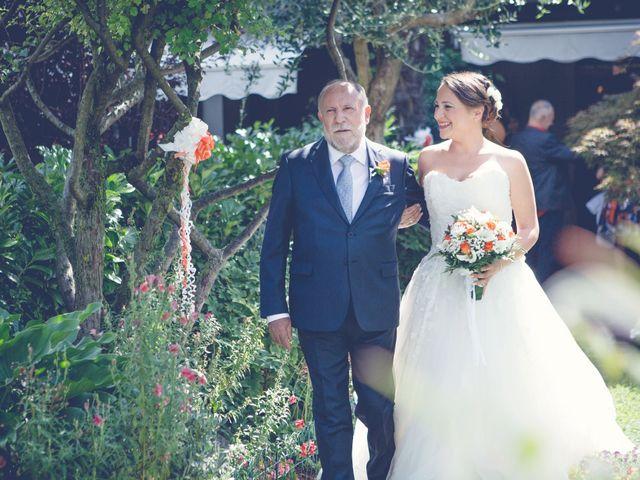 Il matrimonio di Mattia e Silvia a Trescore Balneario, Bergamo 14