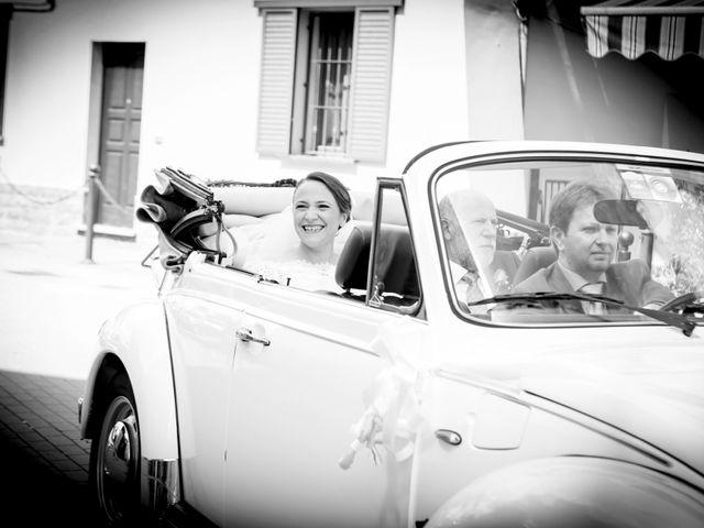 Il matrimonio di Mattia e Silvia a Trescore Balneario, Bergamo 15