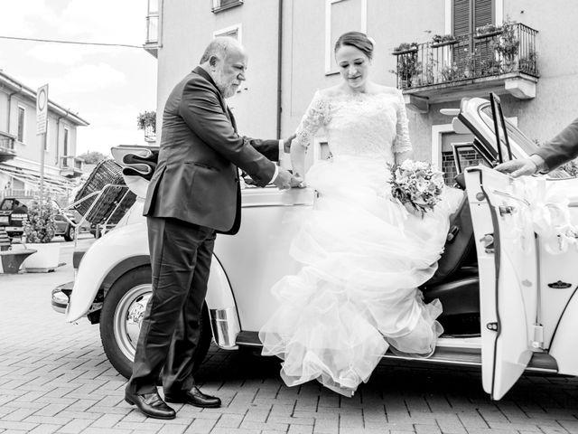 Il matrimonio di Mattia e Silvia a Trescore Balneario, Bergamo 17