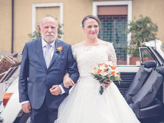 Il matrimonio di Mattia e Silvia a Trescore Balneario, Bergamo 18