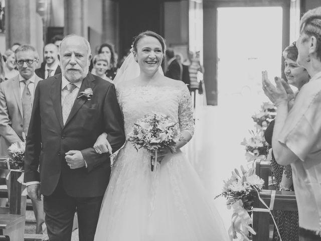 Il matrimonio di Mattia e Silvia a Trescore Balneario, Bergamo 19