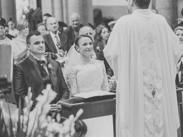 Il matrimonio di Mattia e Silvia a Trescore Balneario, Bergamo 21