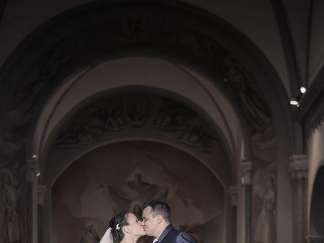 Il matrimonio di Mattia e Silvia a Trescore Balneario, Bergamo 25