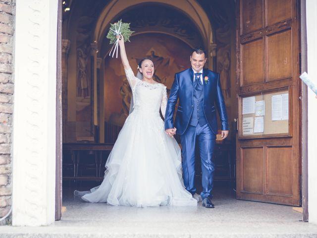 Il matrimonio di Mattia e Silvia a Trescore Balneario, Bergamo 26