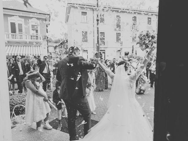 Il matrimonio di Mattia e Silvia a Trescore Balneario, Bergamo 27