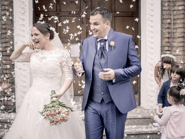 Il matrimonio di Mattia e Silvia a Trescore Balneario, Bergamo 28