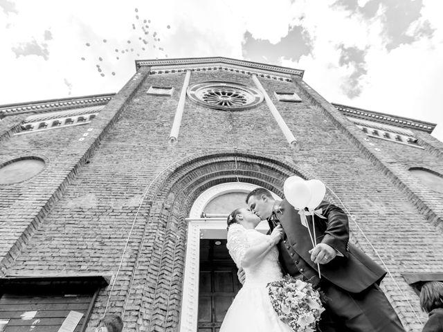 Il matrimonio di Mattia e Silvia a Trescore Balneario, Bergamo 29