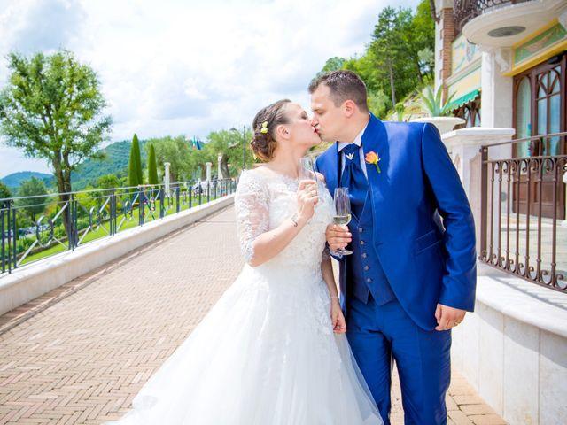 Il matrimonio di Mattia e Silvia a Trescore Balneario, Bergamo 31