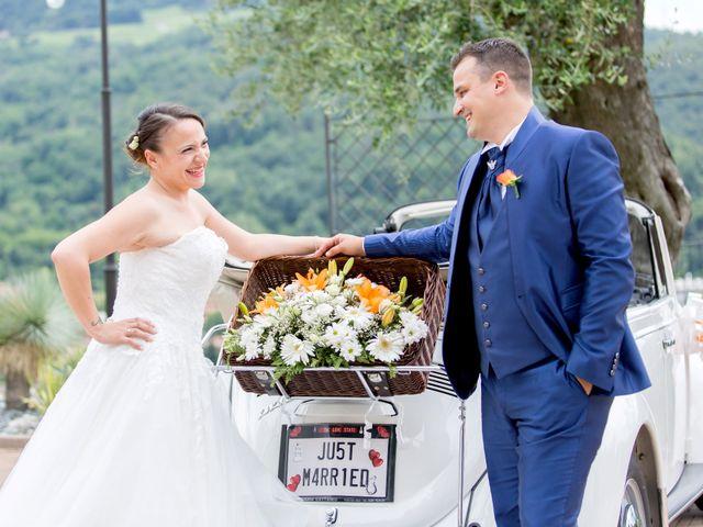 Il matrimonio di Mattia e Silvia a Trescore Balneario, Bergamo 34