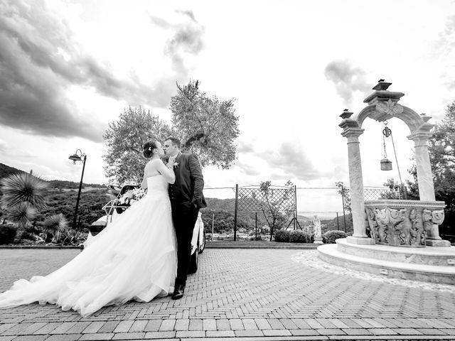 Il matrimonio di Mattia e Silvia a Trescore Balneario, Bergamo 35